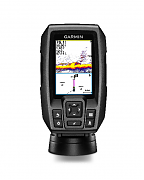 "Garmin Striker 4 3.5"" Color Fishfinder/GPS Track Plotter"