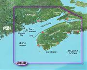 Garmin VCA004R Bay Of Fundy Bluechart G2 Vision