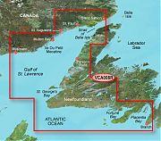 Garmin VCA008R Newfoundland West Bluechart G2 Vision