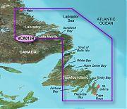 Garmin VCA013R Labrador Coast Bluechart G2 Vision