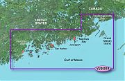 Garmin VUS001R North Maine Bluechart G2 Vision