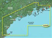 Garmin VUS002R South Maine Bluechart G2 Vision