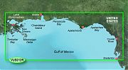Garmin VUS012R Tampa To Orleans Bluechart G2 Vision
