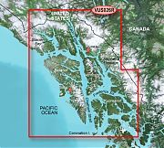 Garmin VUS026R Wrangell Juneau Sitka Bluechart G2 Vision