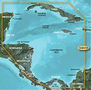Garmin VUS031R Southwest Caribbean Bluechart G2 Vision