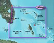 Garmin VUS400S Walkers Cay To Exuma Sound Bluechart G2