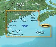 Garmin VUS510L St John Cape Cod Bluechart G2 Vision