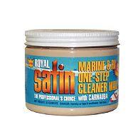 Garry´s Wax G129 Royal Satin Creme Paste Cleaner Wax 1 Quart