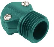 "Gilmour 01M Male Coupler 5/8"" - 3/4"""