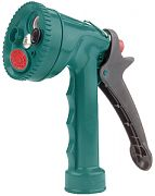 Gilmour 586 Plastic Green Select-A-Spray Hose Nozzle