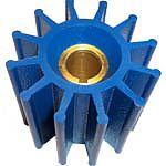 Globe 630 12 Blade Blue Run Dry Impeller