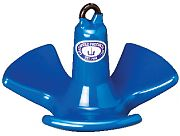 Greenfield 520-R 20 Lb River Anchor Royal Blue