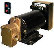 Groco GPRR112V Self Priming Gear Pump