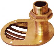 "Groco STH1250W 1-1/4"" Scoop Thru-Hull Strainer"