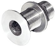 "Groco TH1500W 1-1/2"" Bronze Thru Hull Fitting"