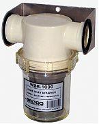 "Groco WSB1000P 1"" Non-Metallic Inlet Water Strainer"