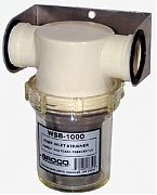 "Groco WSB500P 1/2"" Non-Metallic Inlet Strainer"