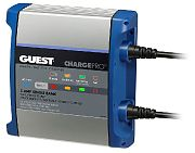 Guest 2708A 8A 1 Bank 120V Input Battery Charger