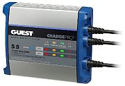 Guest 2711A 10A 2 Bank 120V Input Battery Charger