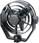 Hella 003361002 Turbo Boat Fan 12V Black