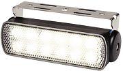 Hella 980670301 Black Sea Hawk LED Deck Spread Light