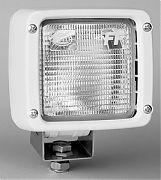 Hella 998517001 55 Watt Square Deck Lamp