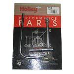 Holley 34-16 Chrome Fuel Line
