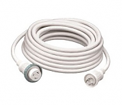 Hubbell HBL61CM08W 30A White Cord Set - 50´ - Clearance