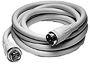 Hubbell HBL61CM43 50A 125V Cable Set - 25´