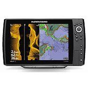 "Humminbird HELIX 12 12"" CHIRP SI Side Imaging Sonar GPS"