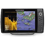 "Humminbird HELIX 12 12.1"" CHIRP DI Down Imaging Sonar GPS"