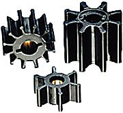 ITT Jabsco 147500001 8 Blade Neoprene Impeller