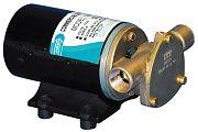 ITT Jabsco 186700123 12V Commerical Duty Water Puppy Flexible Impeller Pump