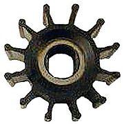 ITT Jabsco 188380001P 12 Blade Neoprene Impeller
