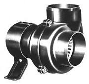 ITT Jabsco 354400000 4´´ Flexmount Blower