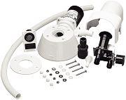ITT Jabsco 372550092 Quiet Flush Conversion Kit with Pump