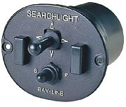 ITT Jabsco 436700003 Replacement Searchlight Remote Control