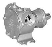 ITT Jabsco 64001051 Half Cam 6400 Series Impeller Pump