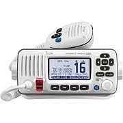 Icom M424G White VHF Radio Class D DSC with GPS