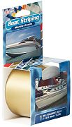 "Incom RE143MG Metallic Gold Boat Striping 1"" x 50´"