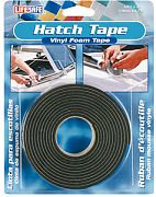 "Incom RE3870 Vinyl Foam Hatch Tape 1/8"" x 3/4"" x 7´"