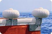 Inflatable Dock Wheels
