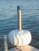 Innovative Outdoor 300021 Dock Bumper Wheel