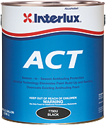 Interlux ACT Ablative Antifouling Quart