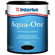 Interlux Aqua One Water Based Bottom Paint Gallon