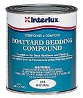 Interlux Boatyard Bedding Compound Quart