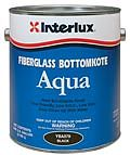 Interlux Fiberglass Bottomkote Aqua Quart