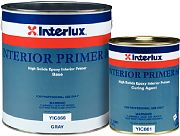 Interlux Interior Finish 860 Part B White Primer Converter Quart