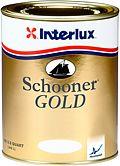Interlux Schooner Gold Quart