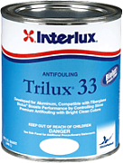 Interlux Trilux 33 Antifouling Bottom Paint Quart